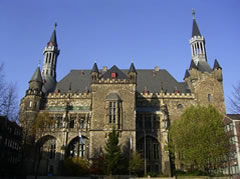 City hall of Aachen
